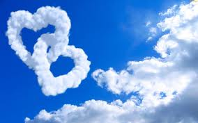 cloud hearts