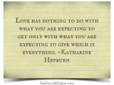 Quotes by Katharine Hepburn